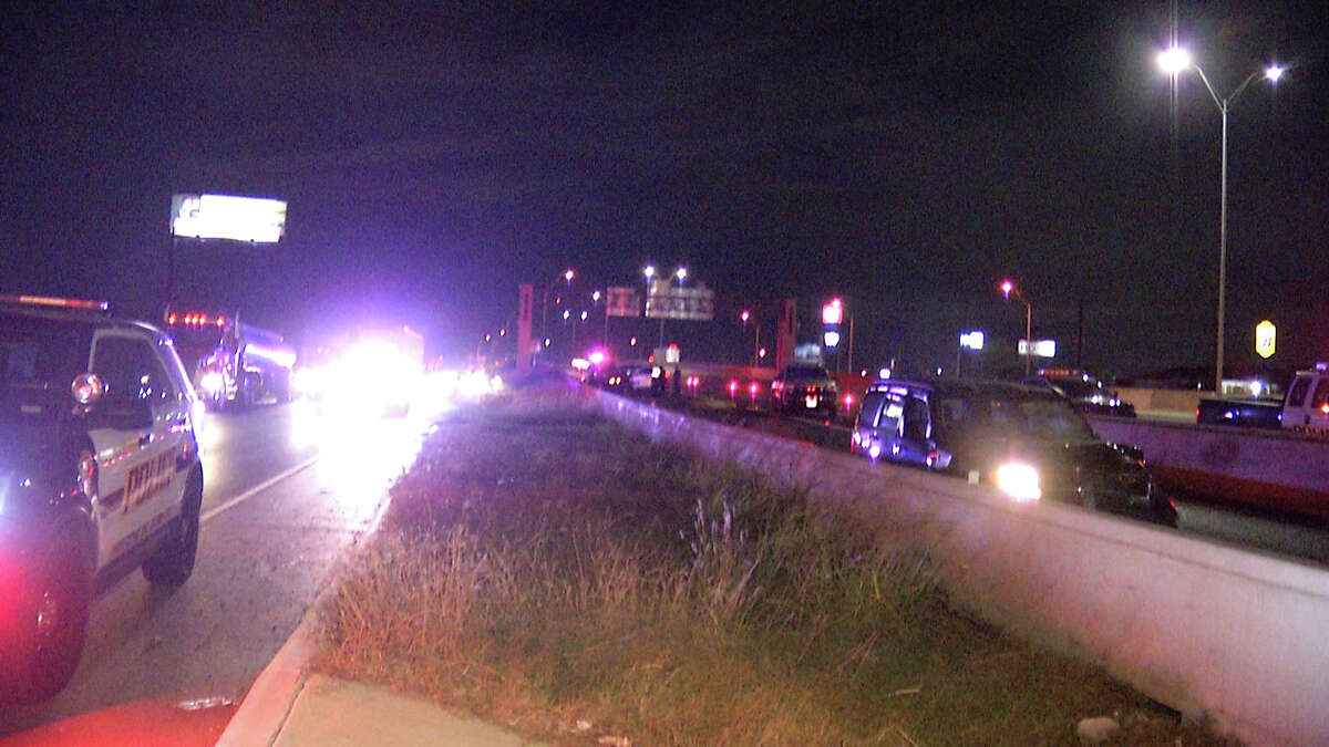 One man is dead after being hit on a Northeast Side highway Friday morning.