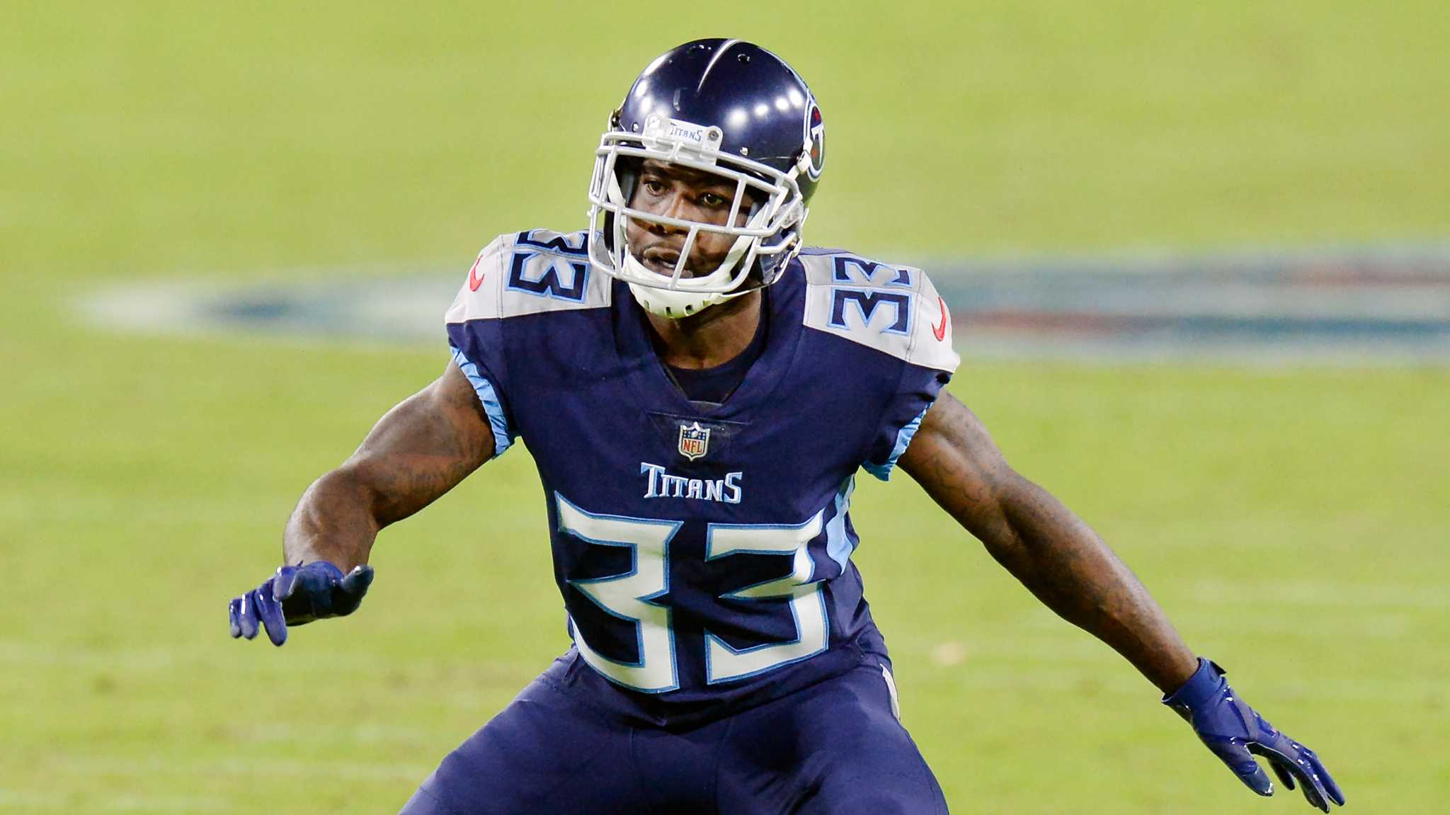 Ex-Texans corner Johnathan Joseph has staying power with Titans