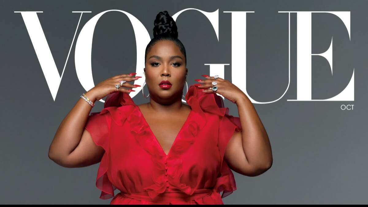 Lizzo for Vogue, October 2020