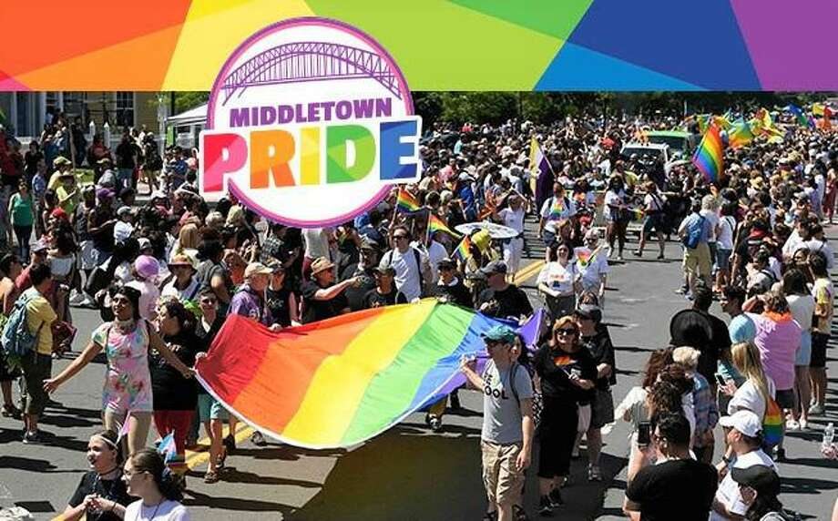 The 2021 Middletown Pride celebration will be held June 5, 2021. Photo: Contributed Photo / Middlesex County Chamber Of Commerce