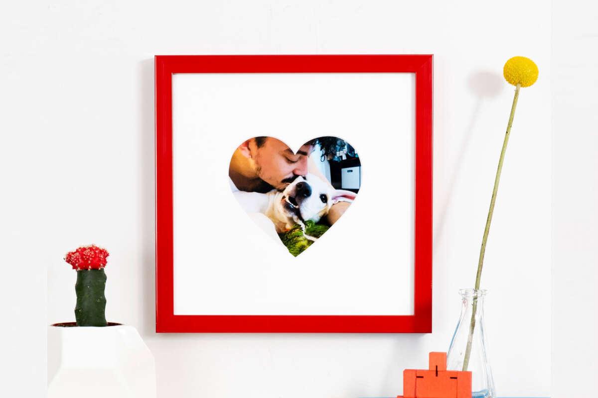 Framebridge Heartstagram, $39