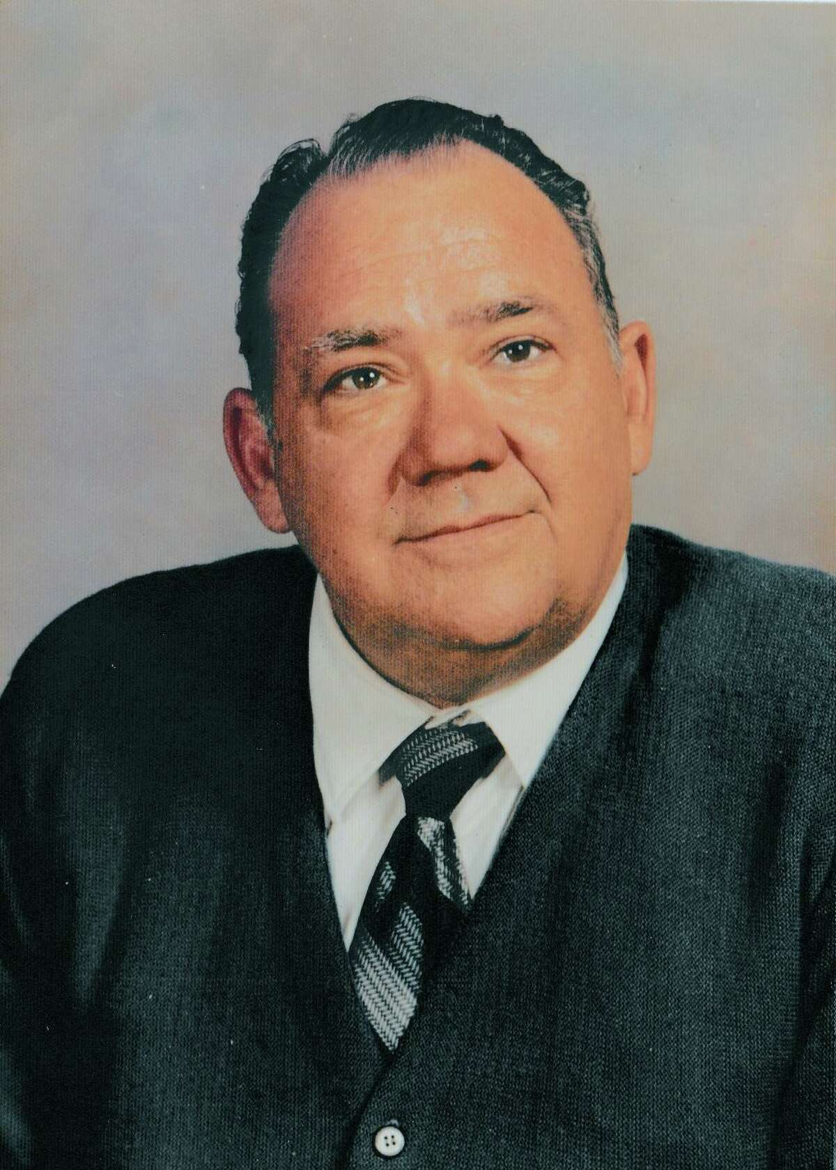Lee Meredith was a newsman, musician and teacher in Conroe. He had a hand in bringing Elvis to Conroe in 1955.
