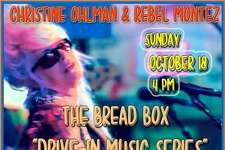 """The newly-founded New England Music Hall of Fame will induct four people -- David """"Lefty"""" Foster, Christine """"The Beehive Queen"""" Ohlman, pictured here, Cliff Goodwin and Shaboo Inn co-founder Bruce John -- at the outdoor Shaboo Stage in Willimantic on Sunday, Oct. 18, 2020 as part of the Bread Box Theater's """"Drive-In Concert Series."""" The induction and concert is a charity fundraiser for the Covenant Soup Kitchen. Showtime is 4 p.m. Tickets are $25, available at https://bit.ly/3nNWXLz. The Shaboo Stage is in Jillson Park, 533 Main St. in Willimantic."""