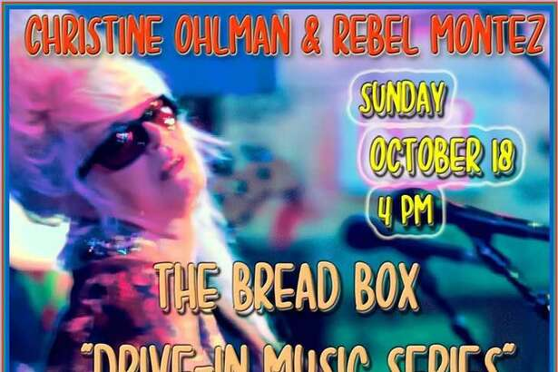 "The newly-founded New England Music Hall of Fame will induct four people -- David ""Lefty"" Foster, Christine ""The Beehive Queen"" Ohlman, pictured here, Cliff Goodwin and Shaboo Inn co-founder Bruce John -- at the outdoor Shaboo Stage in Willimantic on Sunday, Oct. 18, 2020 as part of the Bread Box Theater's ""Drive-In Concert Series."" The induction and concert is a charity fundraiser for the Covenant Soup Kitchen. Showtime is 4 p.m. Tickets are $25, available at https://bit.ly/3nNWXLz. The Shaboo Stage is in Jillson Park, 533 Main St. in Willimantic."
