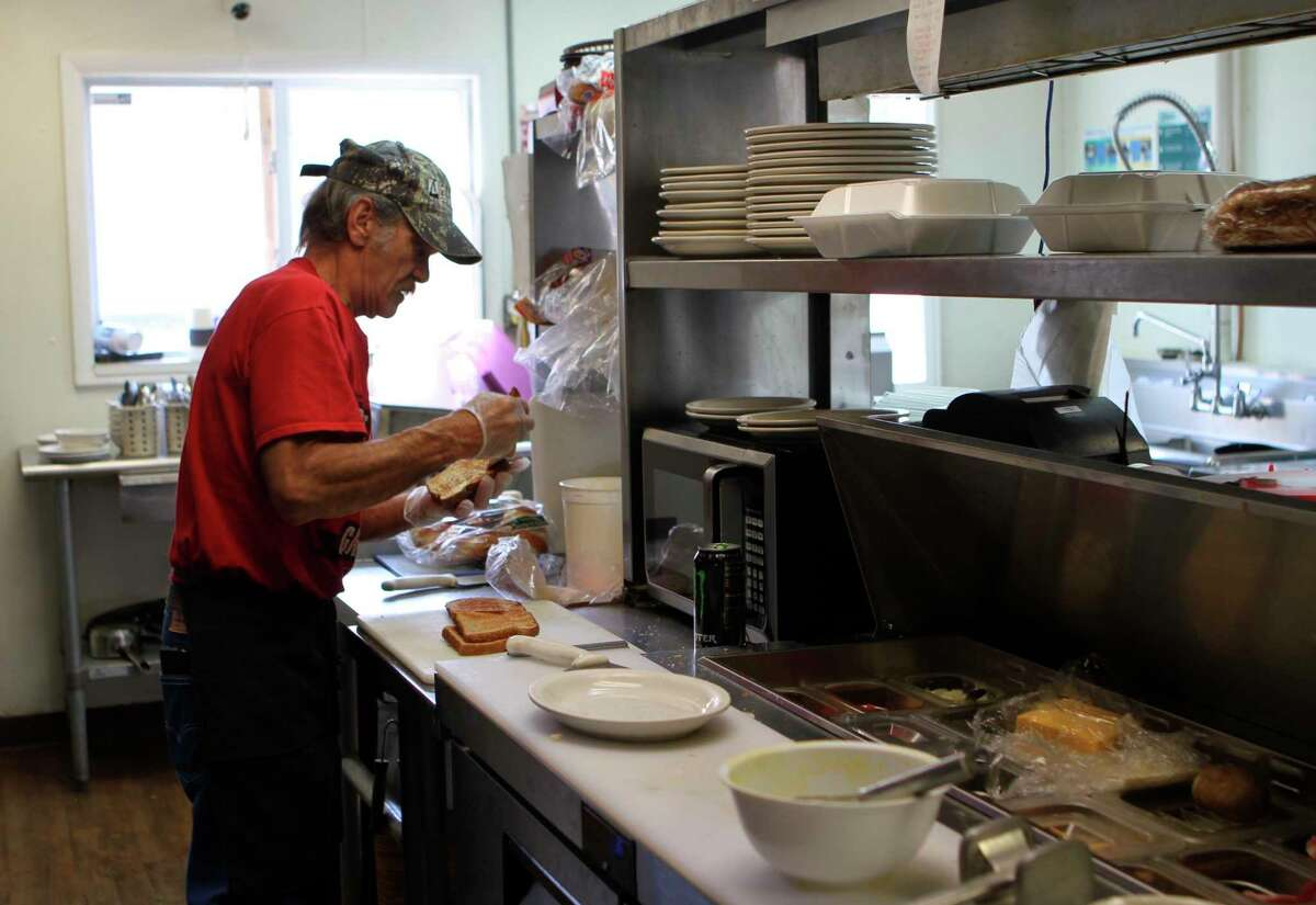 The Corner Cafe serves a variety of breakfast, lunch and dinner options every day of the week. (Pioneer photo/Taylor Fussman)