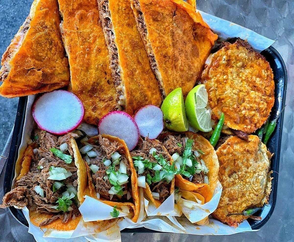 On the menu, there will be quesadillas, mulitas, vampiros and quesatacos de birria. Food price ranges from $7-$12.