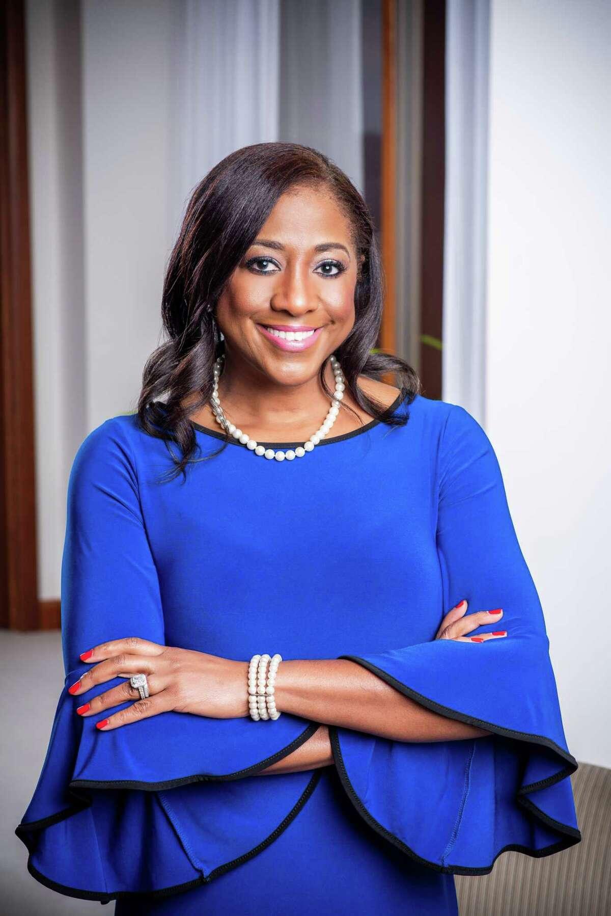 Rosilyn Houston, BBVA USA's Senior Executive Vice President and Chief Talent & Culture Executive