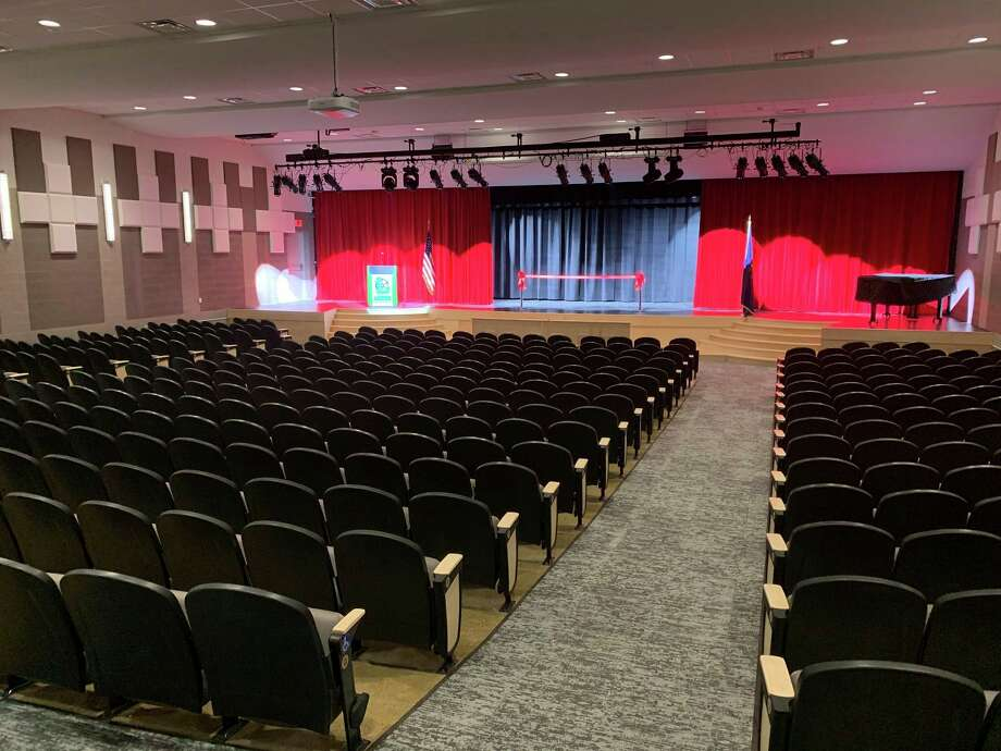 According to Superintendent Brian Keim, Laker Schools is working hard to maintain normal holiday events including Christmas programs and theater performances usually conducted in their auditorium, which was renovated last year during the first phase of the schools bond project. (EPBP Lakers/Courtesy Photo)