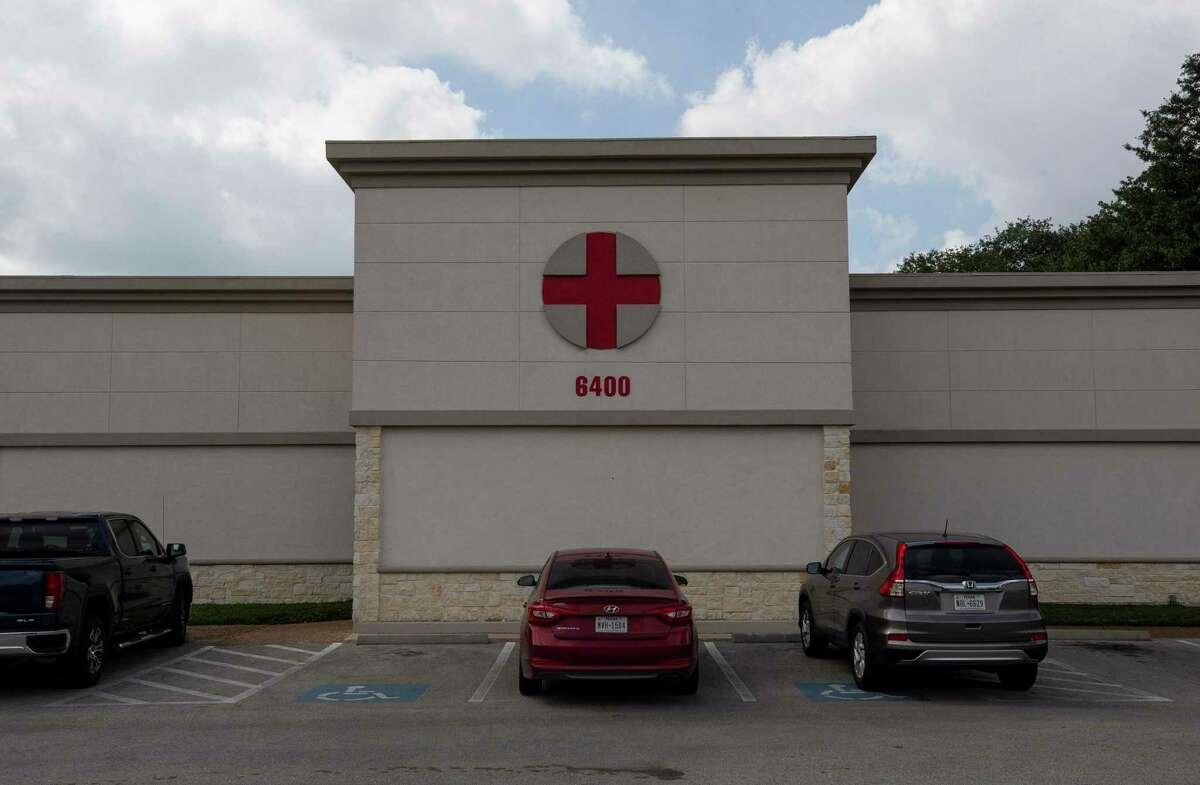 The Hillcroft Clinic in the Gulfton neighborhood Thursday, Oct. 15, 2020, in Houston.
