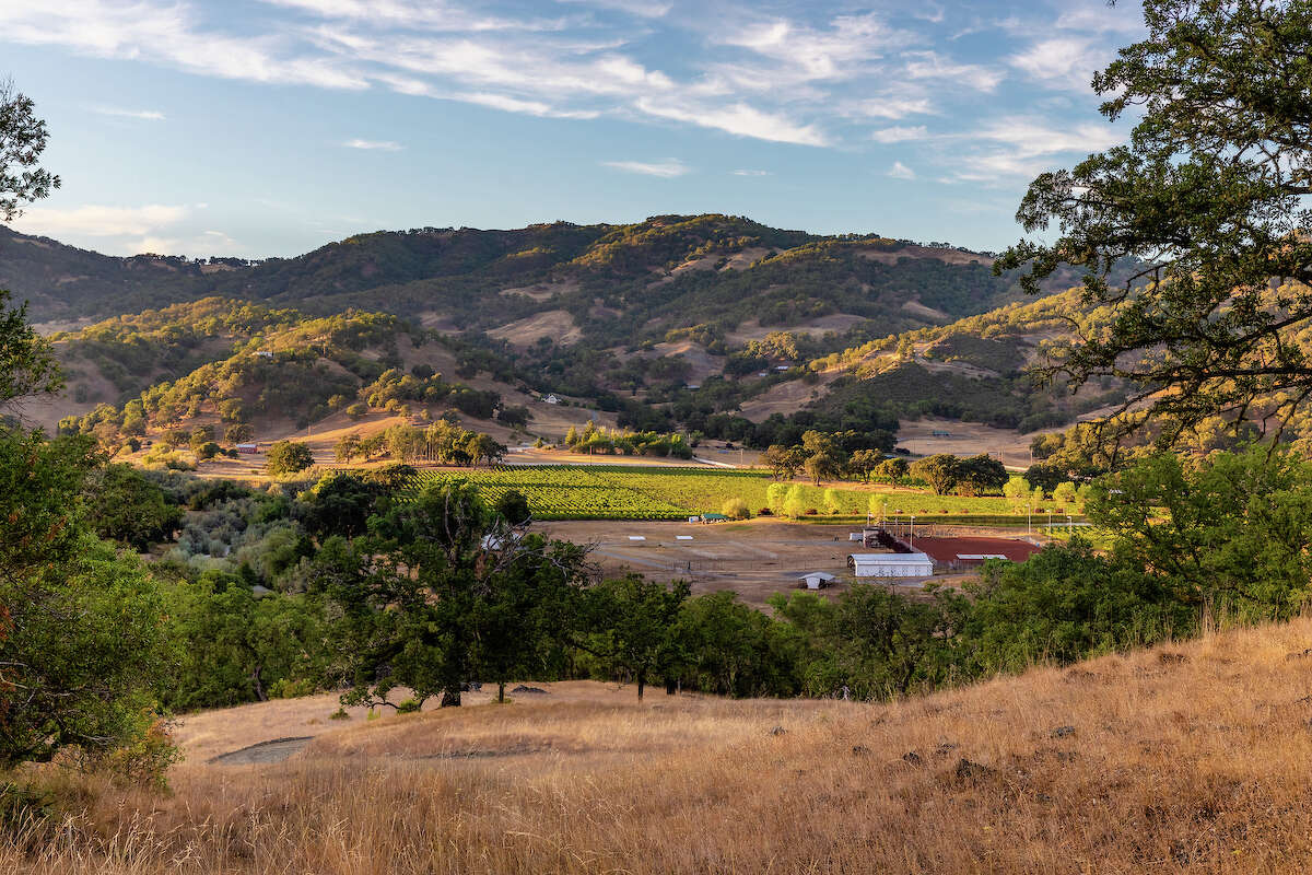 Not far from Clear Lake and the Russian River, Rancho Feliz could be a weekend getaway or primary residence for buyers who seek a haven from the city.