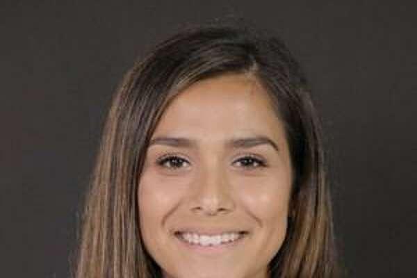 Lamar sophomore midfielder Paloma Martinez.