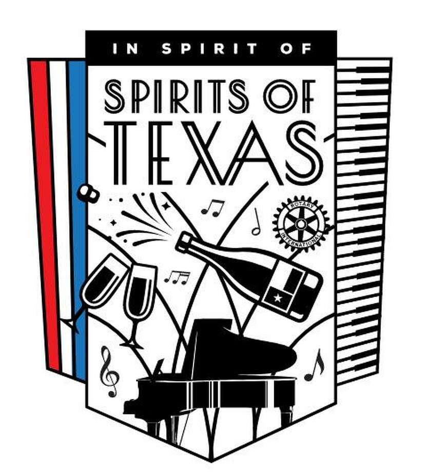"The Rotary Club of Conroe's ""In Spirits of Spirits of Texas"" is set for Thursday at Honor Cafe at 6 p.m. There will be a virtual component in addition to the in-person event. Photo: Courtesy Art"