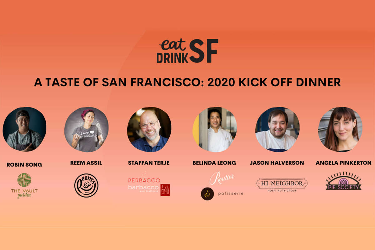This year's Eat, Drink SF and San Francisco Restaurant Week will include about 95 restaurants. It runs from Oct. 23 to Nov. 1. On its kick-off event, six chefs will come together to make a lavish dinner at The Vault Garden.
