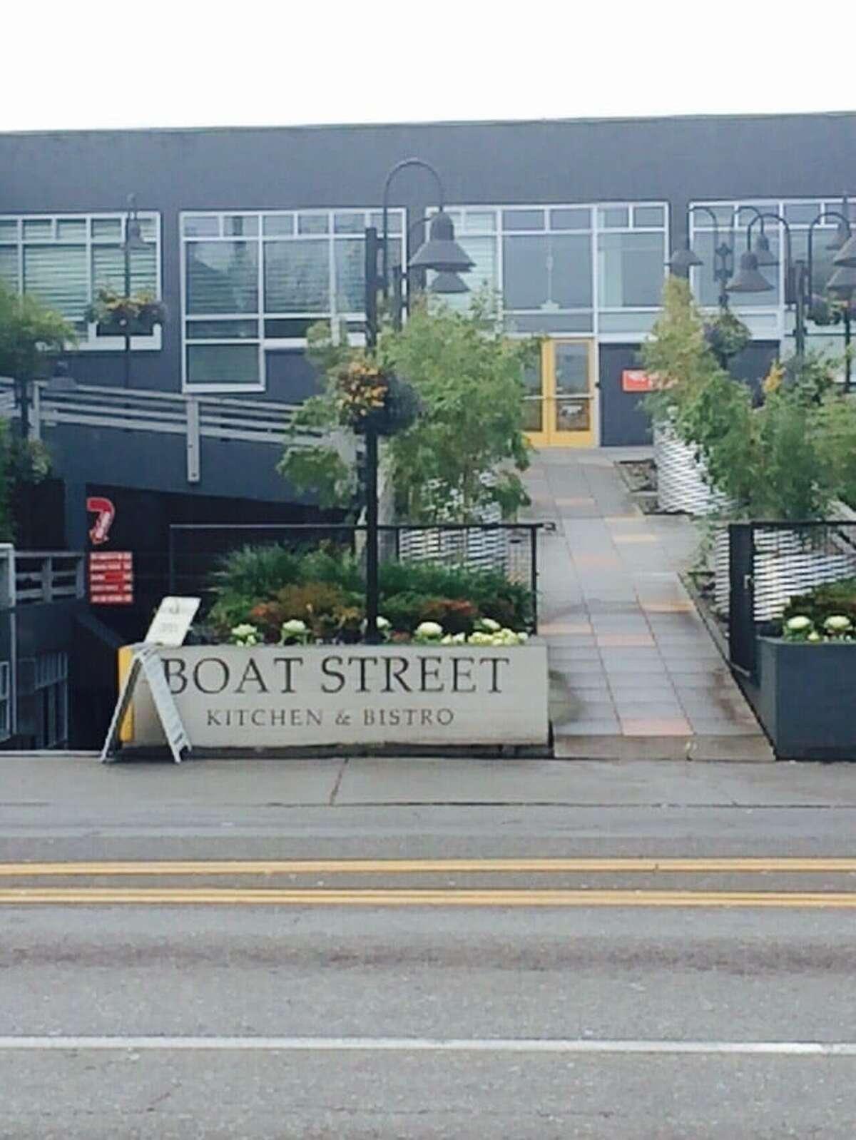 Boat Street Kitchen & Bistro.