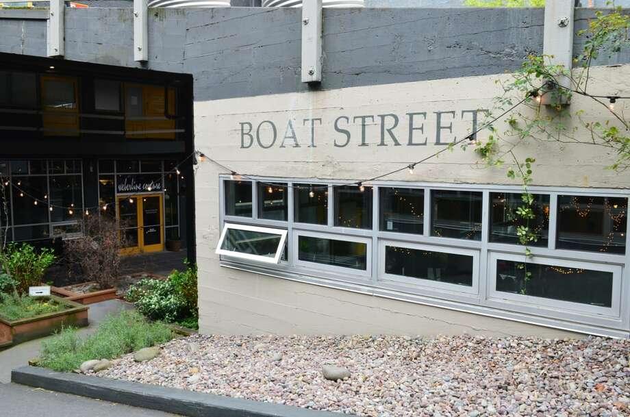 Boat Street Cafe. Photo: Courtesy Of Yelp