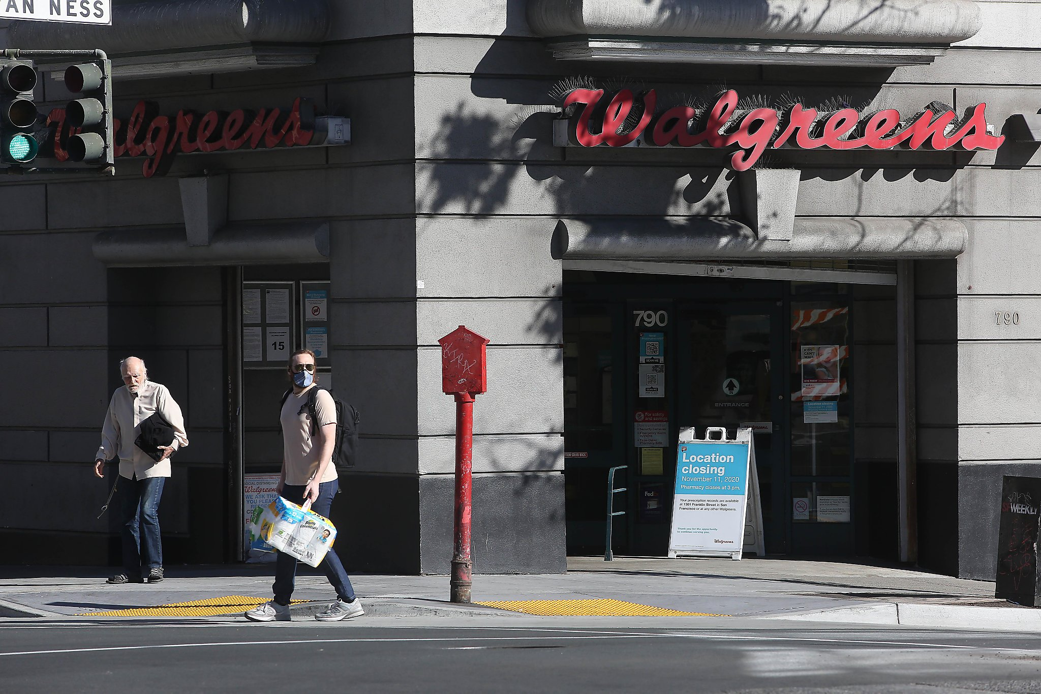 'Out of control': Organized crime drives S.F. shoplifting, closing 17 Walgreens in five years