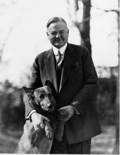 President Herbert Hoover was involved in redlining.