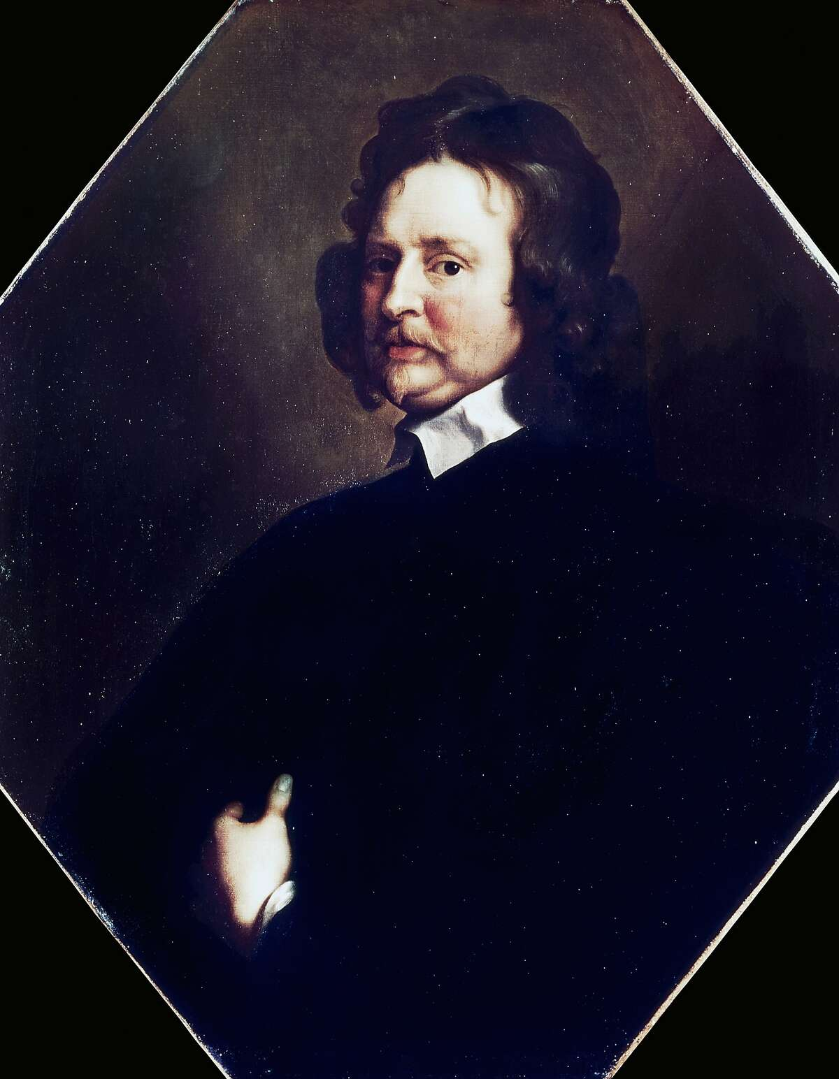 Edward Hyde, Earl of Clarendon (1609-1674), English historian and politician. Painting by Gilbert. London, National Portrait Gallery (Photo by DeAgostini/Getty Images)