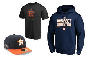 There's so much to be proud of! Stand tall in this  Astros postseason gear from Fanatics .