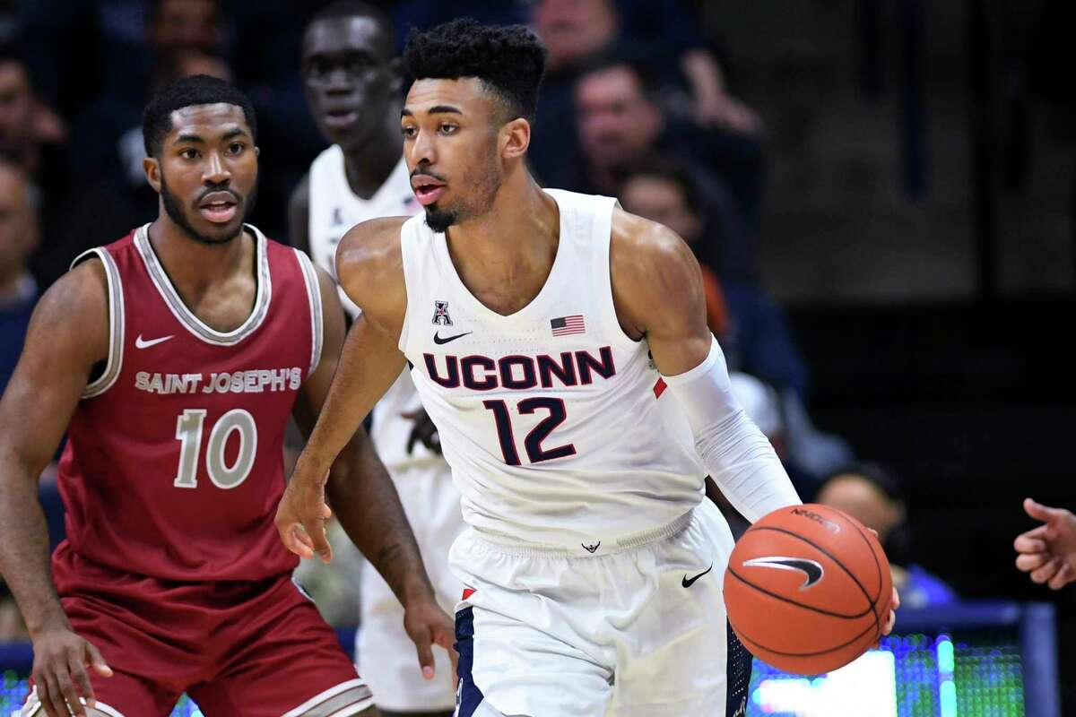 UConn's Tyler Polley has recovered from the torn ACL injury he sufered in January, and should see time in Wednesday's season opener against Central Connecticut.