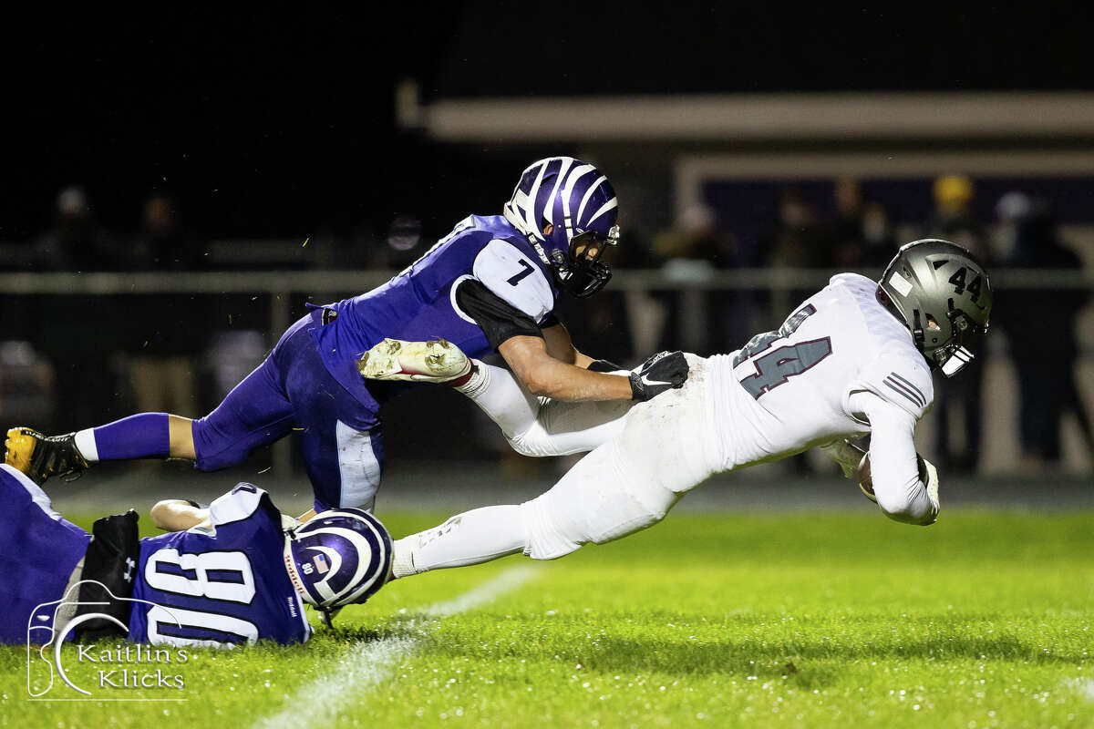 The Cass City varsity football team shut out the host Caro Tigers, 54-0, on Friday night. The Red Hawks are now 5-0 on the season.