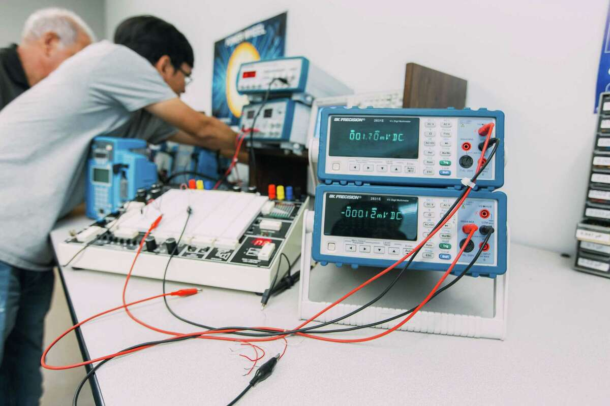 Biomedical engineering technicians (BMETs) operate and maintain essential medical equipment at hospitals.