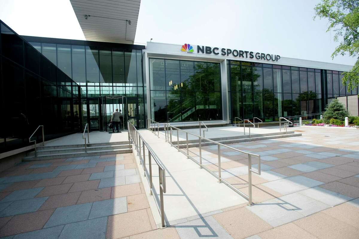 NBC Sports Group is headquartered at 1 Blachley Road in Stamford, Conn.