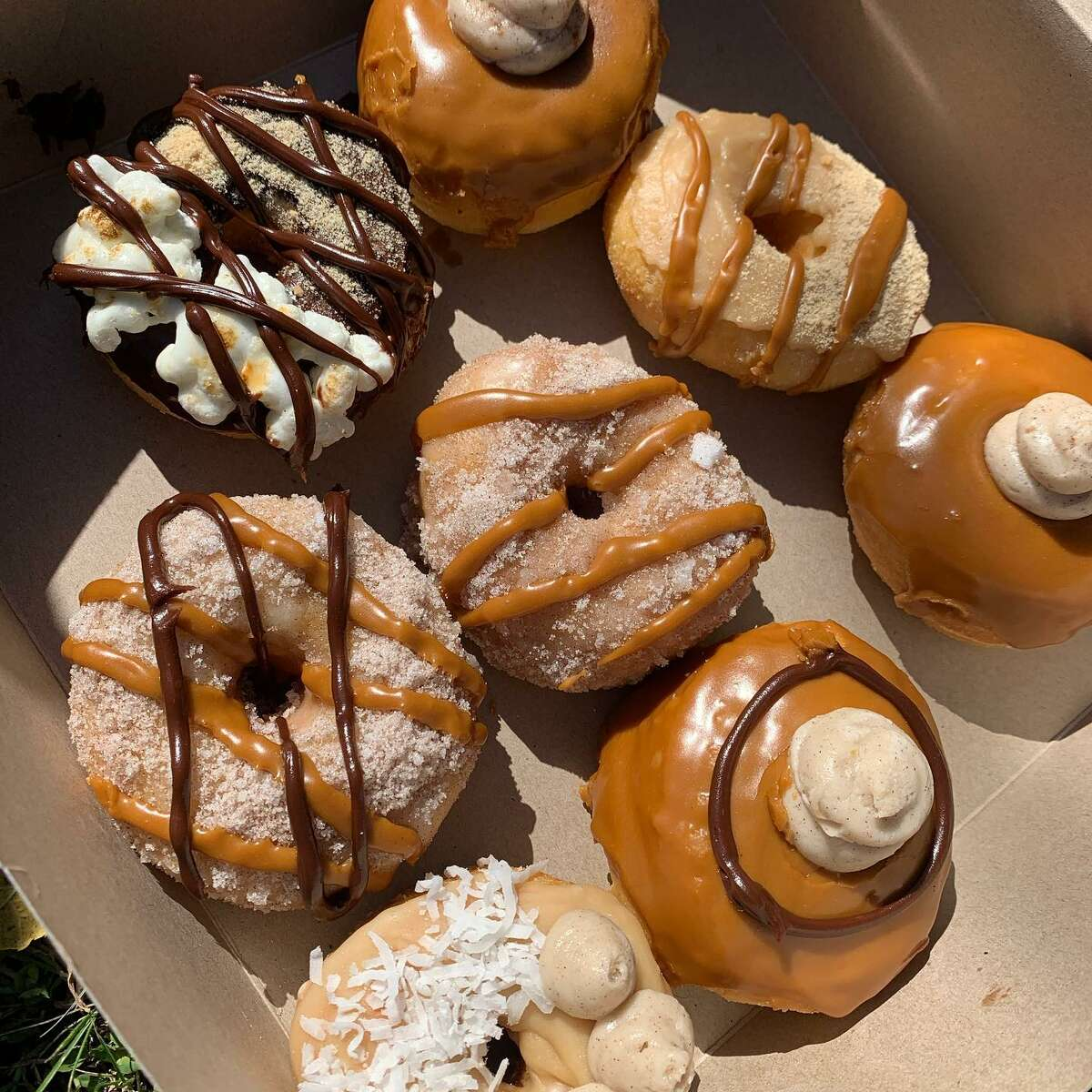 The eponymous creations from Cosmic Donuts in Kinderhook will be paired with beer from Fort Orange Brewing in Albany for the Dynamic Duos fundraiser.