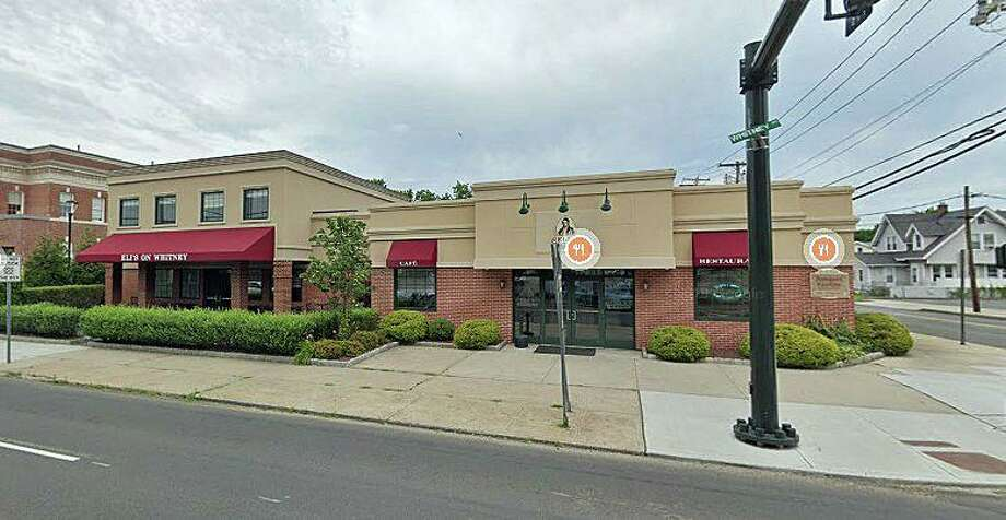 Eli's on Whitney restaurant nannounced Friday it was closing for five days after one of its employees tested positive for COVID-19. The 2392 Whitney Ave. restaurant's management posted the the closing announcement on its Facebook page. Photo: Google Street View Image