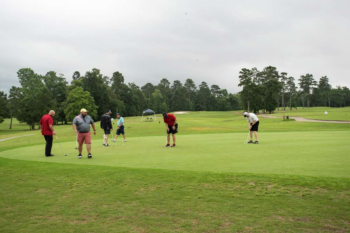 People attend a previous golf event hosted by Hope Beyond Bridges. The ministry is hosting its fourth annual Golf for Hope event Saturday, Oct. 31 with a 9 a.m. tee off, at High Meadow Ranch Golf Club.