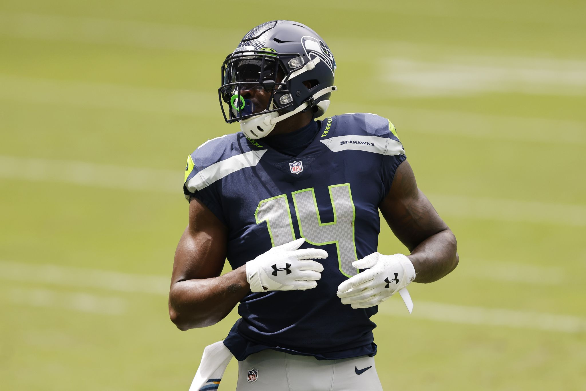 The Ascension Of Seattle Seahawks Wide Receiver Dk Metcalf