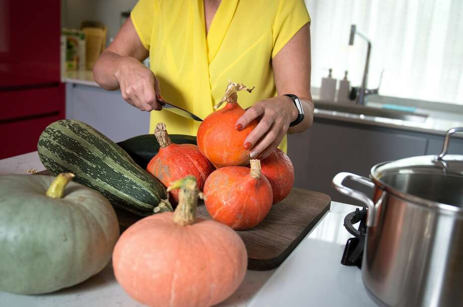 Squash can provide a tasty, nutritious snack. Photo: Judite Vevele