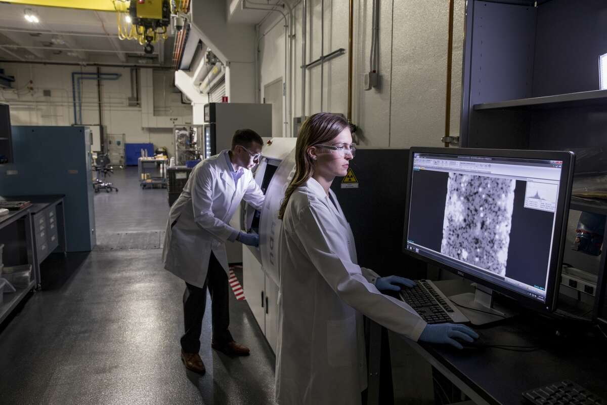 Companies like Baker Hughes, which opened this Energy Innovation Center in Oklahoma City, are accelerating adaptation of digital technology to lower costs and improve efficiencies.