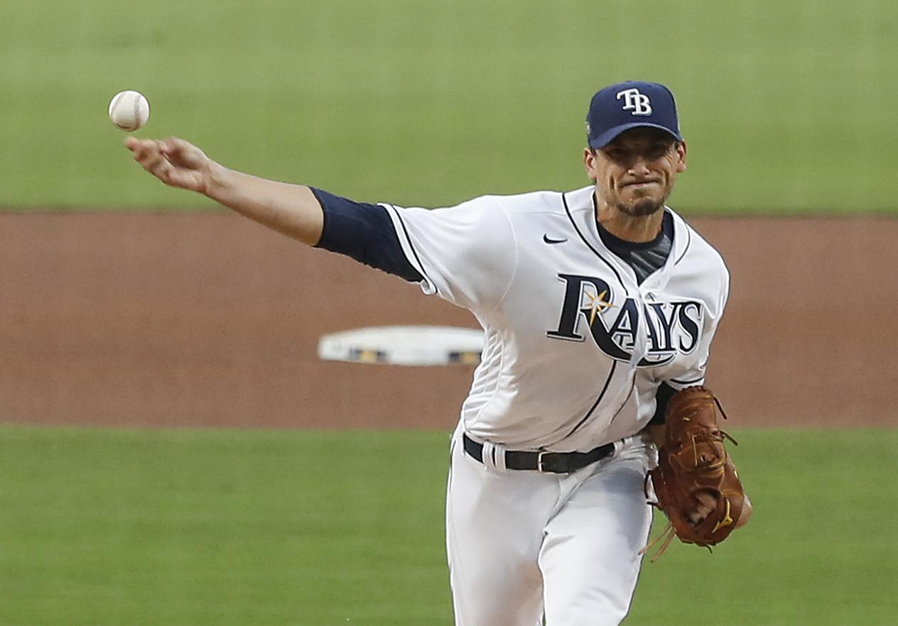 former astro rays righty charlie morton masterful in game 7 victory over former team houstonchronicle com https www houstonchronicle com texas sports nation astros article in matchup with former teammate lance mccullers 15656089 php