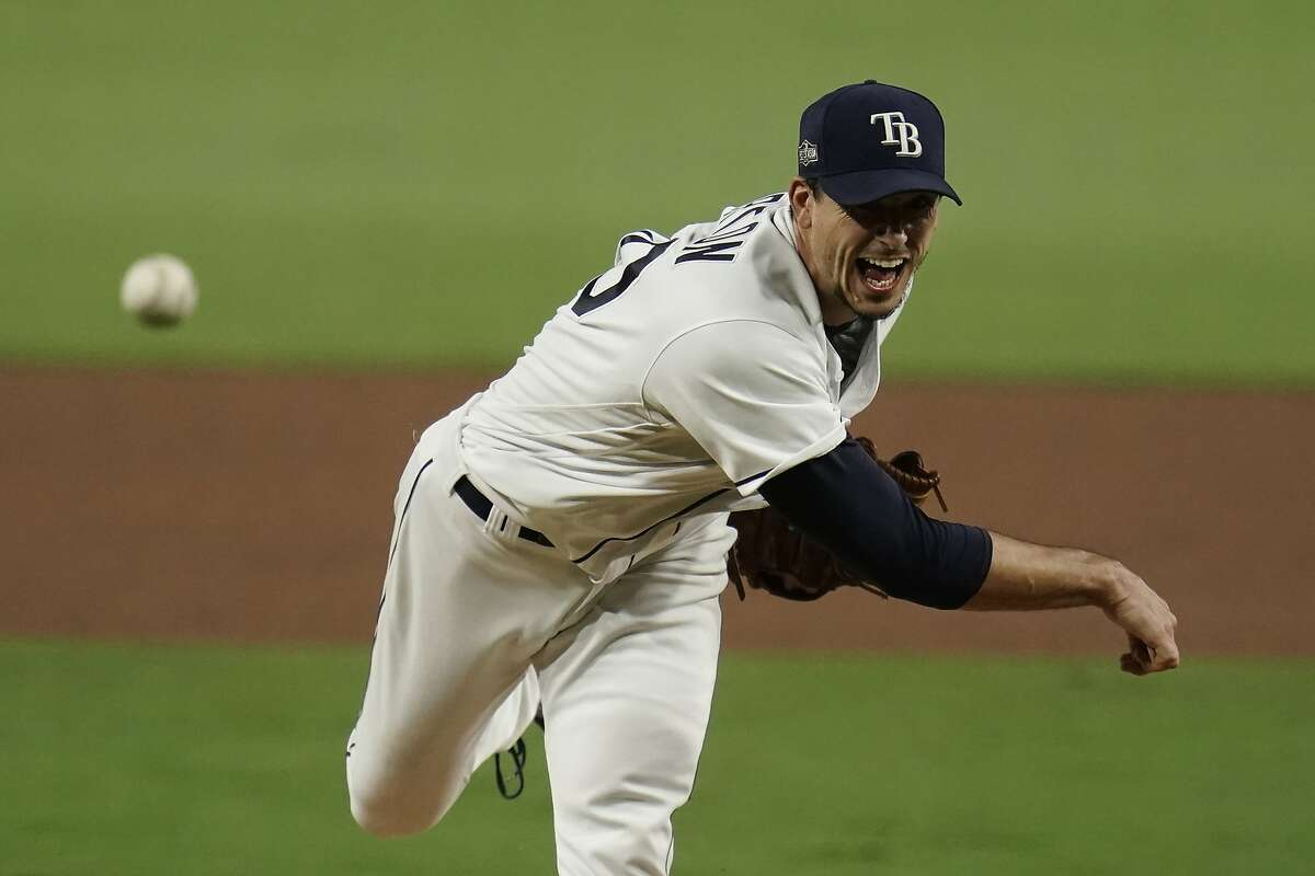 Charlie Morton gets the start for the Rays against the Dodgers in Game 3 of the World Series at 5 p.m. Friday (Channels 2, 40/1050).