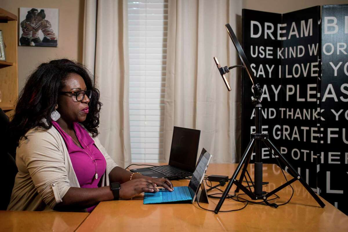 JeNae Johnson, president and CEO of CTM Unlimited, refocused her company to focus on helping companies be more inclusive. She draws on her experience as a former teacher, a Black woman and a consultant.