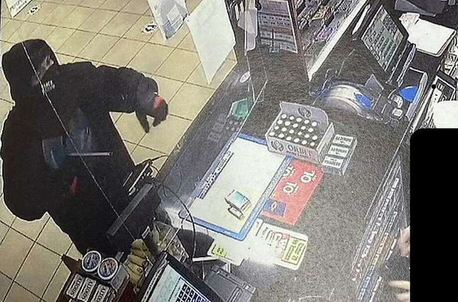 State Police from Troop H helped apprehend suspects in an armed robbery at a gas station in Windsor Saturday, Oct. 17. Photo: Contributed Photo / State Police Troop H / Connecticut Post