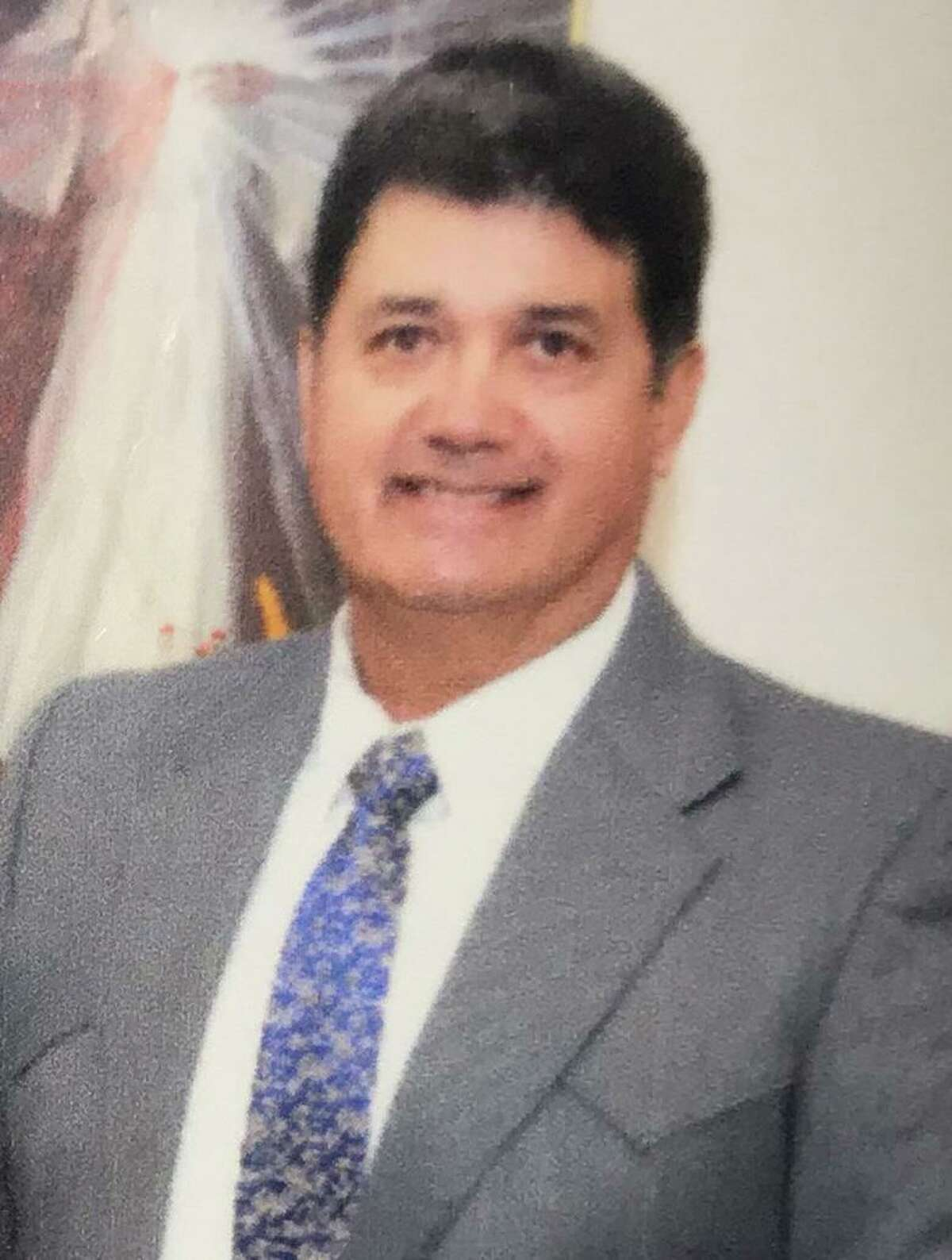 José Diaz, 55, owns a trucking company and is seeking a seat on the Southwest ISD board of trustees.