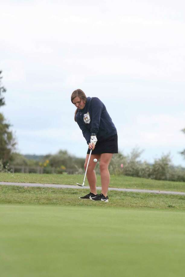 Manistee's Sara Danison carded a 109 for 76th place at the Division 4 state finals on Saturday at Forest Akers West of Michigan State University. (News Advocate file photo)
