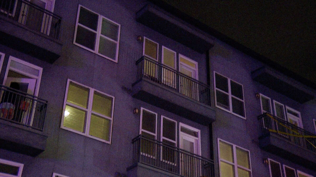A man shot and killed an alleged burglar at 423 Blue Star on Oct. 18, 2020.