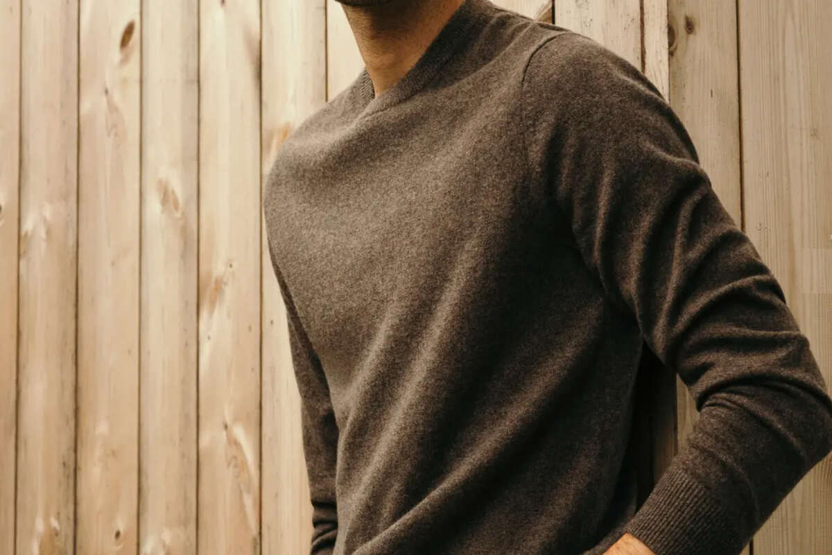 Save up to 25% on Men's and Women's cashmere, Everlane