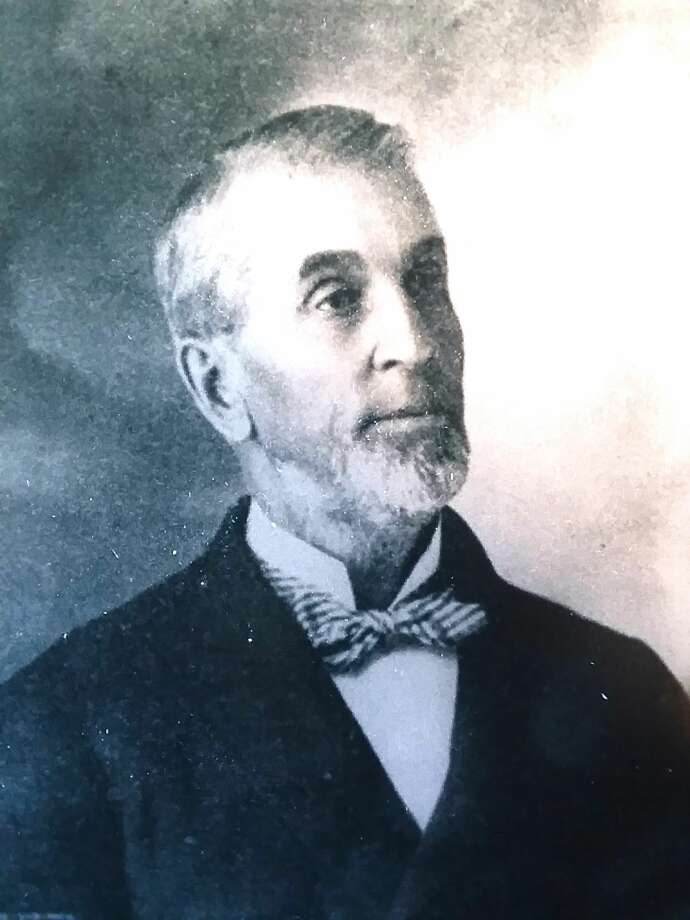 Lumberman R.G. Peters went bankrupt in 1890. Photo: Manistee County Historical Museum