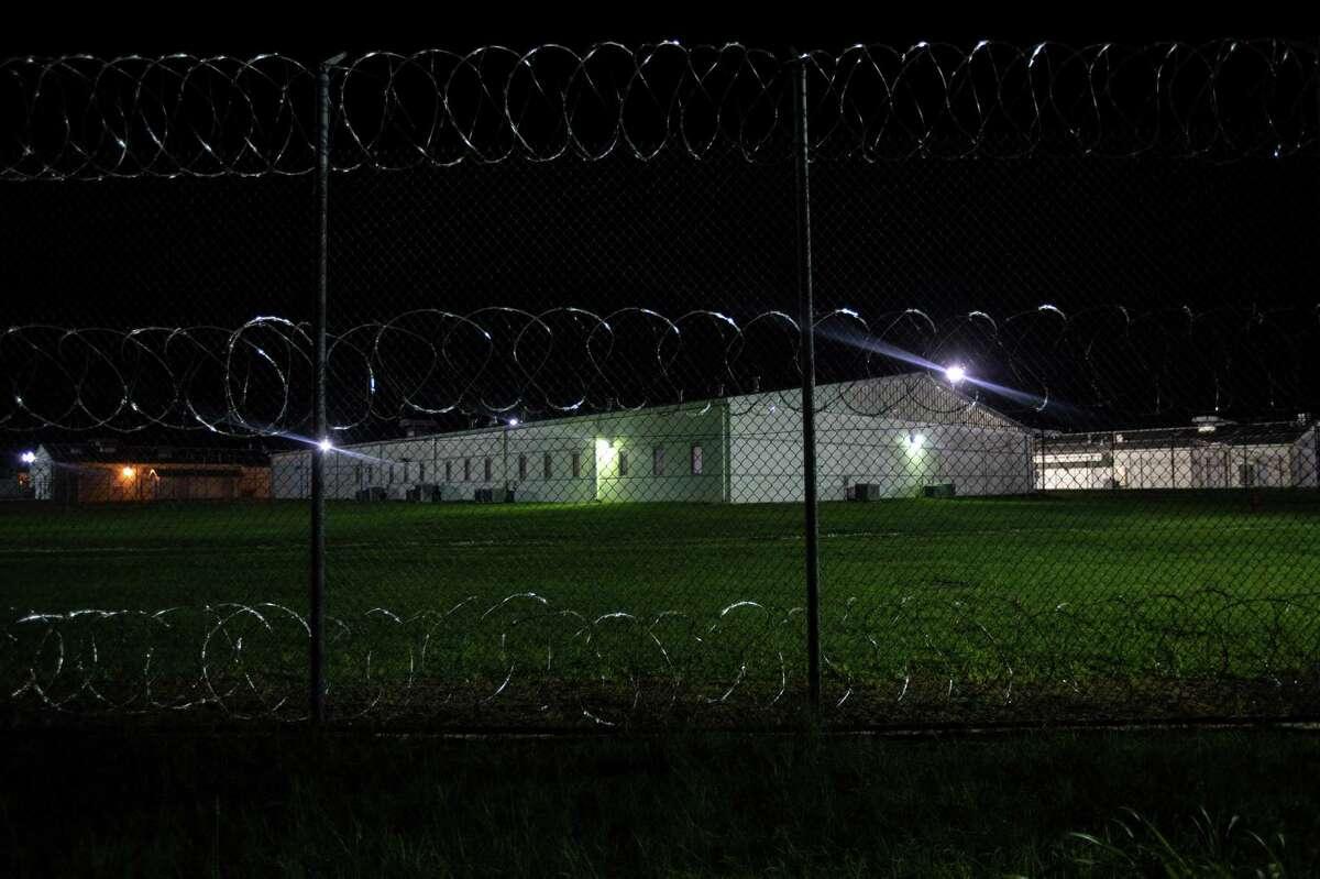 Bartlett State Jail in Texas.