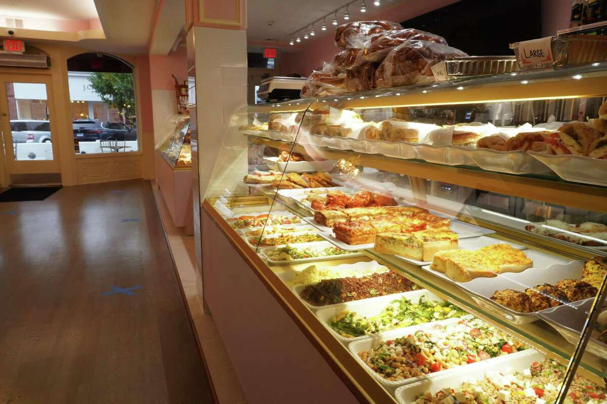Patisserie Salzburg in New Canaan is offering pastries and baked goods on Elm Street. The New Canaan Advertiser takes a look back at the year 2020 in the town, and the high notes that made it its very way. Several businesses were launched including the Adirondack Store, The Back End restaurant, Patisserie Salzburg, the Tonk art gallery and Chef Luis restaurant.