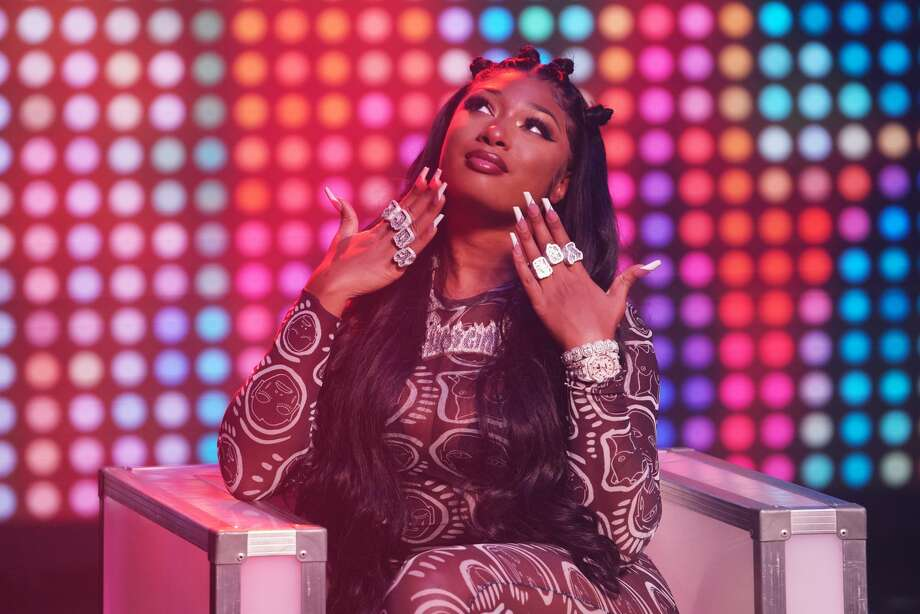 Megan Thee Stallion has officially scored her first American Music Awards nominations, with five nominations across various categories. Photo: NBC/NBCU Photo Bank Via Getty Images / 2020 NBCUniversal Media, LLC