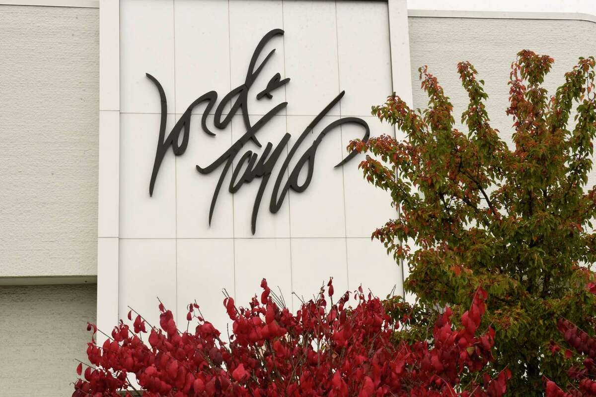 Exterior of Lord & Taylor at Crossgates Mall on Monday, Oct. 19, 2020 in Albany, N.Y. (Lori Van Buren/Times Union)