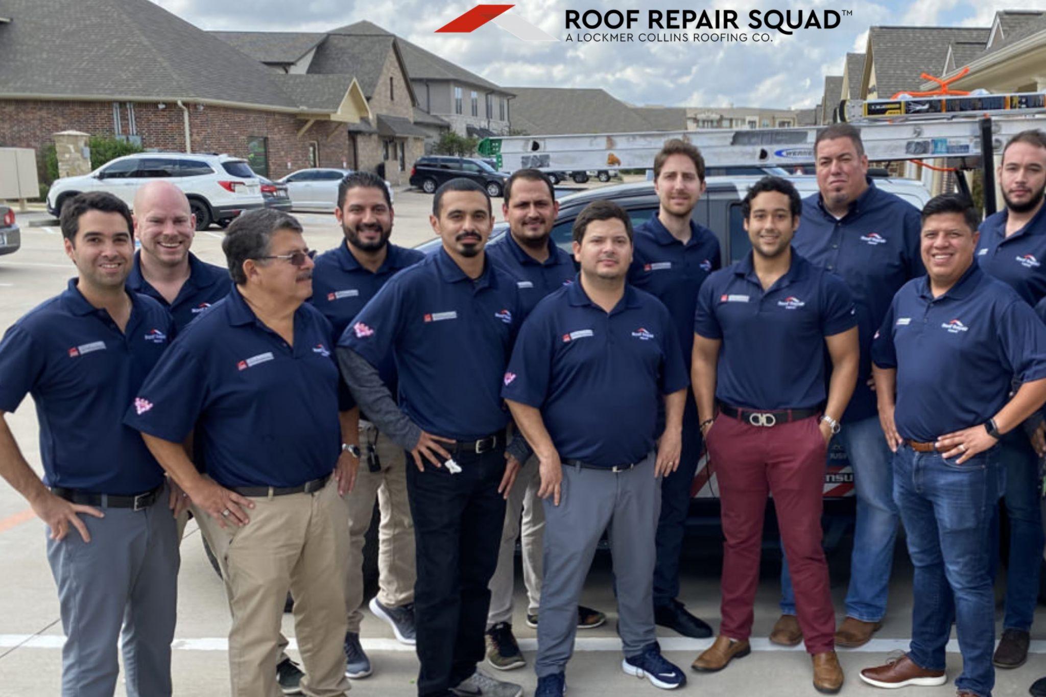 Houston's Roof Repair Squad
