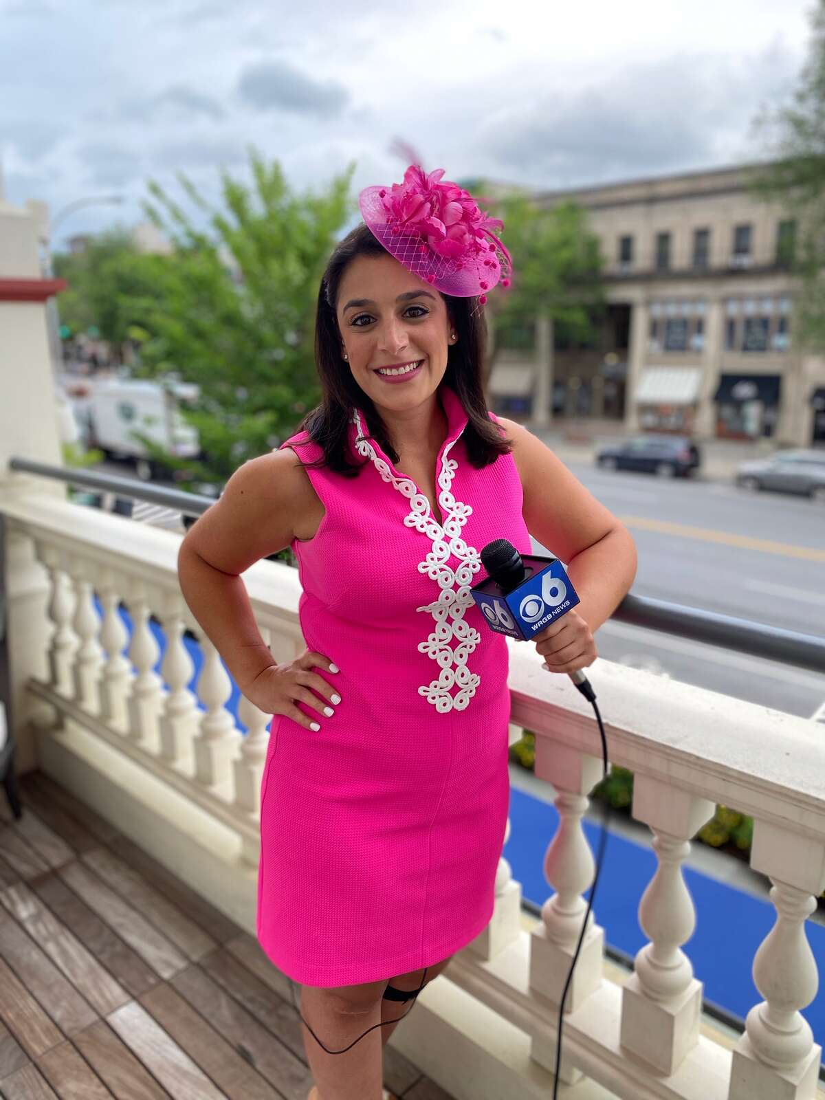 Leanne DeRosa has been working at CBS6 Albany for more than three years. She started out reporting on the morning shift. When the state shut down in March, she moved to the day shift.