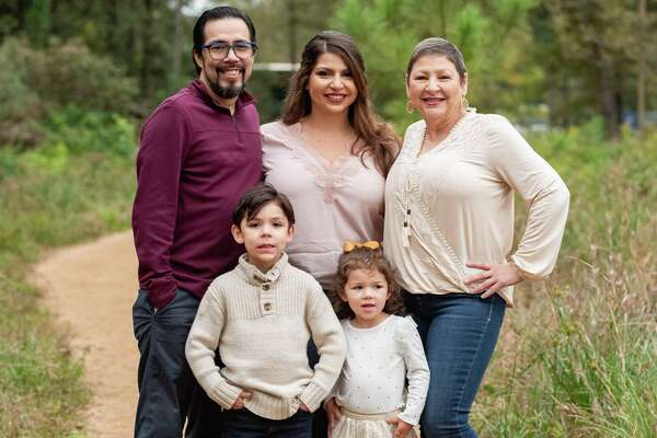 Yolanda Espericueta, far right, was diagnosed with the BRCA1 gene after her breast cancer diagnosis. Her daughter, Jennifer Alba, underwent genetic testing and found that she also had the gene.