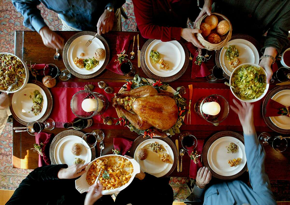 Which Thanksgiving side dishes do you think should be banned?